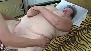 OldNanny Group sex, chubby granny and fat mature are horny