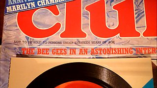 Marilyn Chambers Club Magazine Record