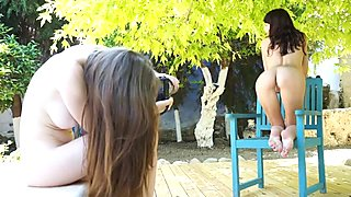 Emily Bloom - Emily & Lila - Naked Photographers