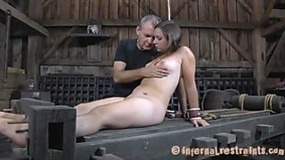 Depraved torturing of babes slit
