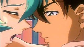 Hentai cutie gets licked