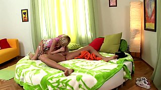 Waking him up for a treat - DDF Productions