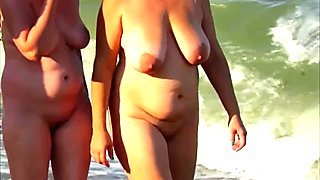 Spy Beach Mature Moms Huge Boobs BBW