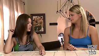 Shyla Jennings and Heather Starlet