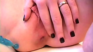 Anal Masturbation On Cam