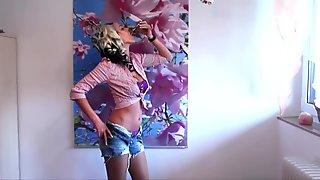 Sexy Julia - Seduction Dance