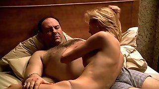 Tone Christensen - The Sopranos S04E06