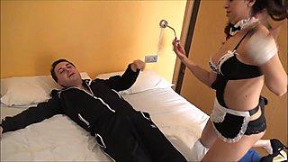 Julia de Lucia: porn video with Andrea Dipr