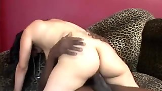 Contessa's First Time Having Big Black Cock