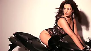 Kelly Brook - 2013 Calendar Photoshoot