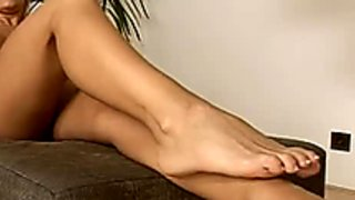 Must watch video for men who have a foot fetish