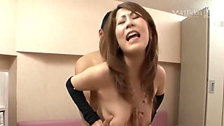 Huge Japanese Tits On Yuki Aida (Uncensored JAV)