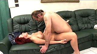 Andrea Szucs - Raw Handicap Sex