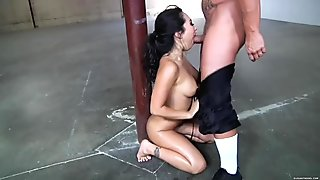 Wet Stripper Fucked Hard