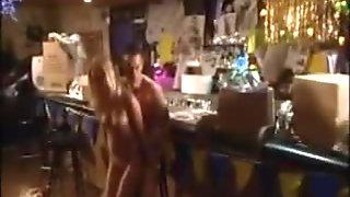 Dena Kollar Gets Fucked on the Bar - Erotic sex video - Tube8.com