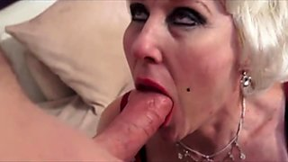 Nice Mature Dalny Marga fucks and goes anal