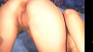 Horny Doll (Crazy Doll) - AnalShowXX WebCam Anal Gaping-08