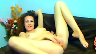Tight Pink Pussy Romanian Girl Fingering