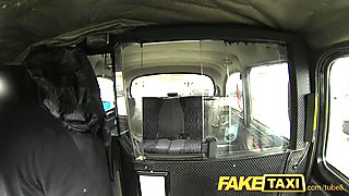 FakeTaxi Raven haired taxi stowaway pays with her pussy