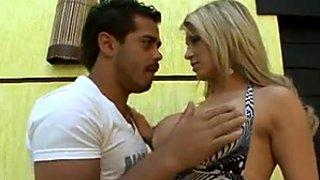 Daniela - Anal for a Brazilian Babe