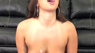 Busty livechat babe Karlee Grey cockriding